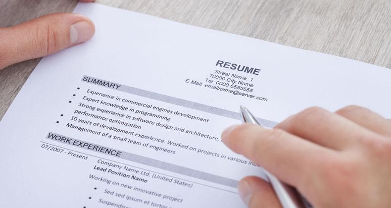 Why Seek a Better Resume?